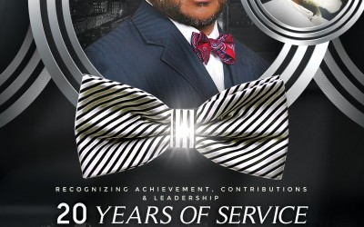 20 Years of Service with Imam Amin Nathari and Imam Siraj Wahhaj as Special Guest