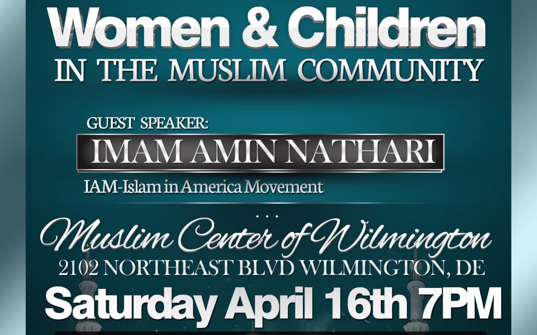 Homeless Women & Children in the Muslim Community Fundraiser